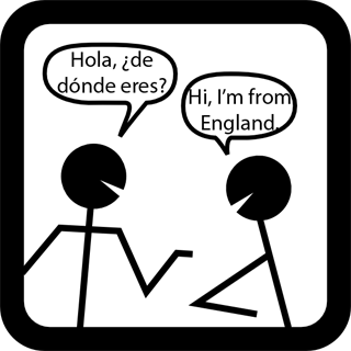Learning a language through native speakers?