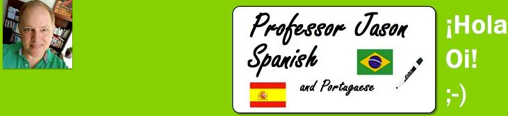 Learn Spanish on YouTube #2: Professor Jason | Learn Spanish