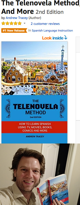telenovela method andrew tracey learn spanish