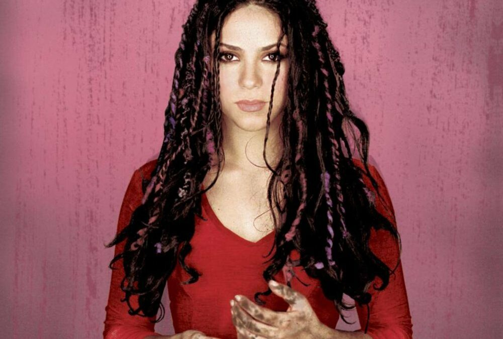 "Learning Spanish from Music Videos: Shakira's ""Ojos Así"""